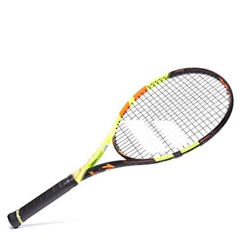 Babolat Pure Aero Decima Limited Edition - Raqueta de Tenis para Adulto, Color Amarillo, tamaño G2 = 4 1/4, G2 = 4 1/4