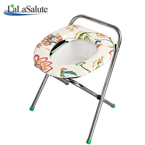 Silla con orinal para silla de inodoro / inodoro / silla inodoro...