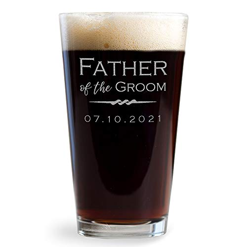 Personalized Beer Glass