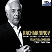 Complete Symphonies & Orchestral Works by R. Rachmaninov (2010-06-08)