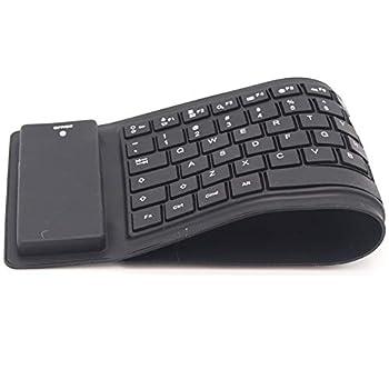 flexible bluetooth keyboards