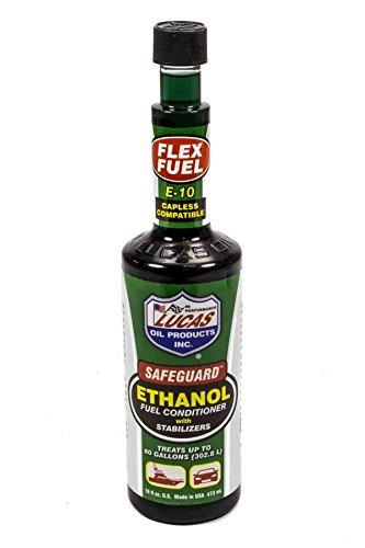 Lucas Oil LUC10576 Safeguard Ethanol Fuel Stabilizer - 16 oz.