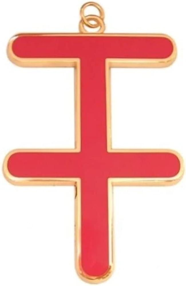 Masonic Collar Jewel Memphis Misraim - 66th degree