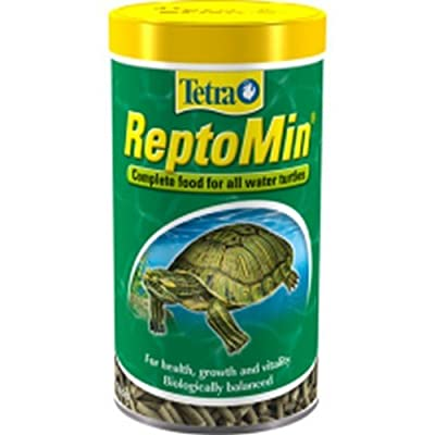 Tetra ReptoMin Turtle Food (One Size) (May Vary) from Tetra
