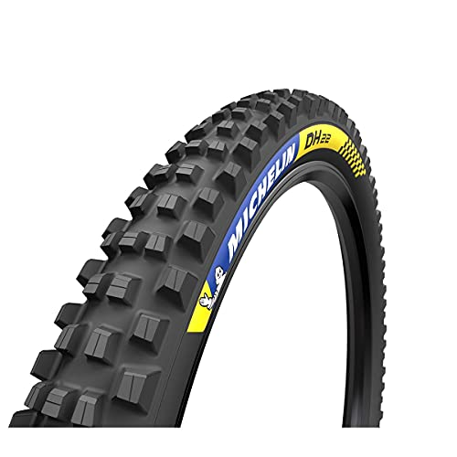 Michelin Dh22 Magi-X DH TLR, Copertone Unisex Adulto, Nero, 27.5X2.40