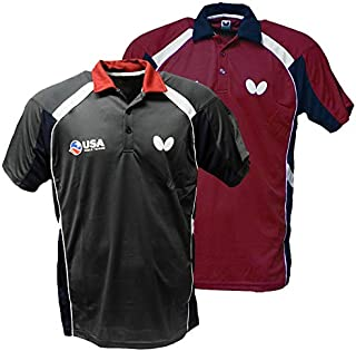 Butterfly Table Tennis USA Team Shirt