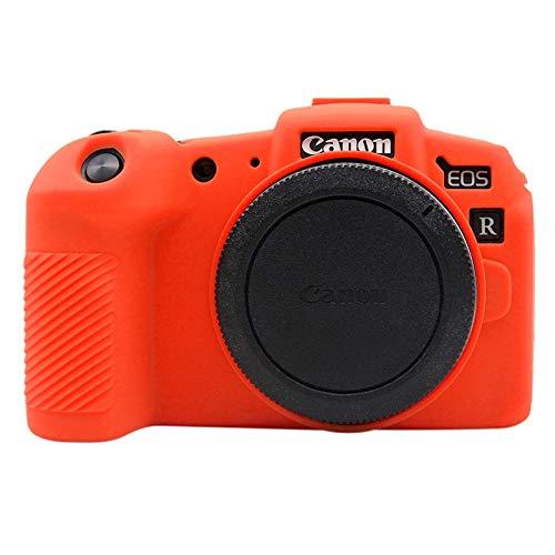 Capa protetora de silicone macio para Canon EOS RP (vermelho)
