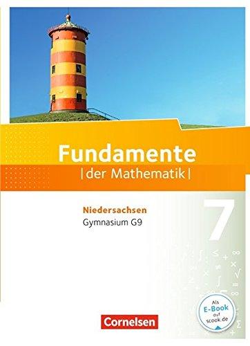 Fundamente der Mathematik - Niedersachsen: 7. Schuljahr - Schülerbuch