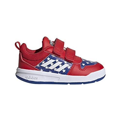 adidas TENSAUR I, Zapatillas de Running, Rojint/FTWBLA/AZUREA, 23.5 EU
