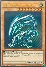 Yu-Gi-Oh! Blue-Eyes White Dragon (Version 2) - LCKC-EN001 - Ultra Rare - 1st Edition - Legendary Collection Kaiba Mega Pack (1st Edition)