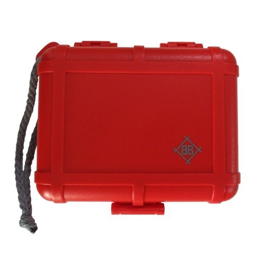 Black Box Red Cartridge Case