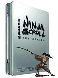 Ninja Scroll: The Series - Ultimate Collection [Import] (B0007R4TFS)   Amazon price tracker / tracking, Amazon price history charts, Amazon price watches, Amazon price drop alerts