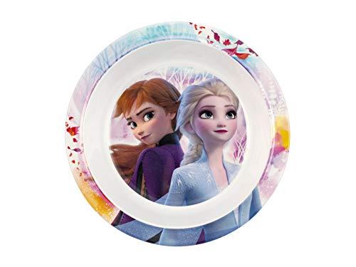 Lulabi Disney Frozen Suppenteller, Melamin, 20 cm