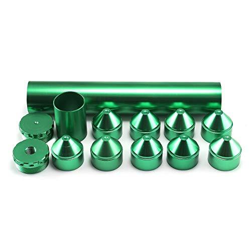 Auto-accessoires Filters Koppen 15 stuks 1/02-28 mei / 8-24 Brandstoffilters brandstofafscheider oplosmiddel Filter 1,7 inch OD N-A-P-A 4003 W-I-X 24003 ZHQHYQHHX (Color : Green, Size : 1 2 28)