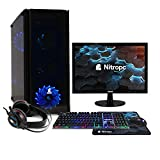 NITROPC - PC Gaming Pack Bronze Rebajas | PC Gamer...