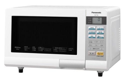 パナソニック エレック 電子レンジ 15L ホワイト NE-T155-W