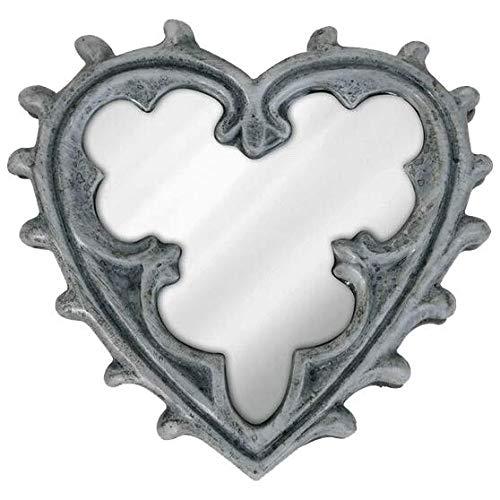 Alchemie gotische Vintage/gotische hart compacte spiegel - de kluis