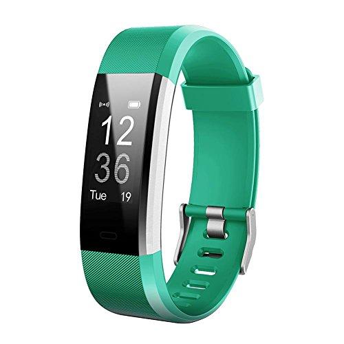Broadroot Correa Reloj Reemplazo de la correa de reloj Watch Band Accessorios para reloj inteligente ID115Plus HR Verde