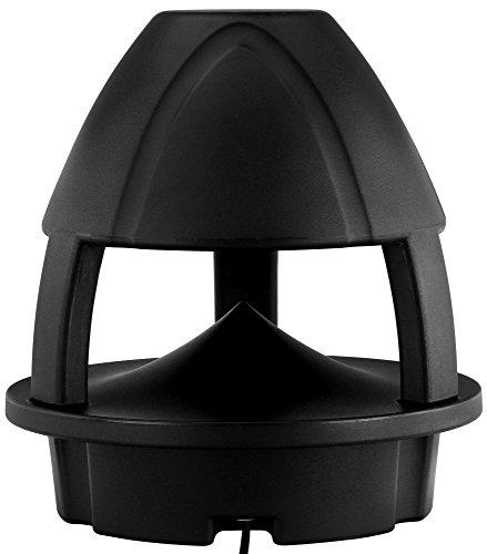 Pronomic HLS-560BT Bluetooth® BK 360° Gartenlautsprecher (2-Wege, Outdoor Lautsprecher Box, 5,25