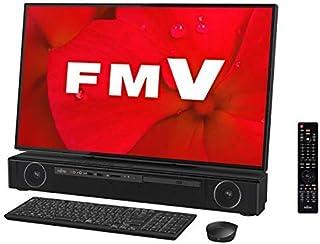 富士通 FMV ESPRIMO FH90/D2(オーシャンブラック)- 27インチ 一体型デスクトップパソコン[Core i7 / メモリ 8GB / HDD 3TB / TVチューナー搭載/Microsoft Office 2019] FMV...