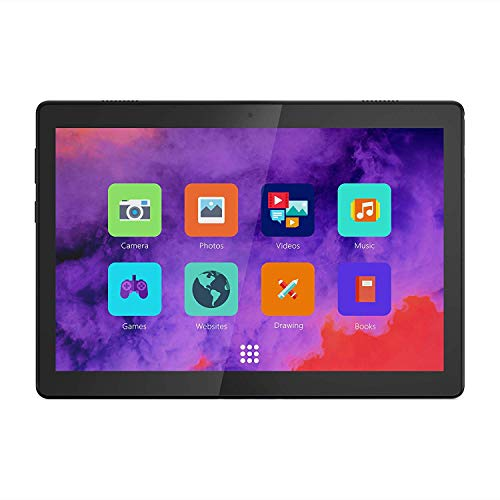 Lenovo Tab M10 10.1-inch HD IPS (1280x800) Display WiFi Tablet, Qualcomm Snapdragon 429 2.0 GHz Processor, 2GB RAM, 16GB Storage, Bluetooth, Camera, 64GB Micro SD Card, Android 9.0, Slate Black
