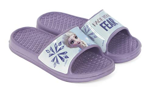 Chanclas Frozen Elsa Playa Piscina - Flip-Flop Frozen
