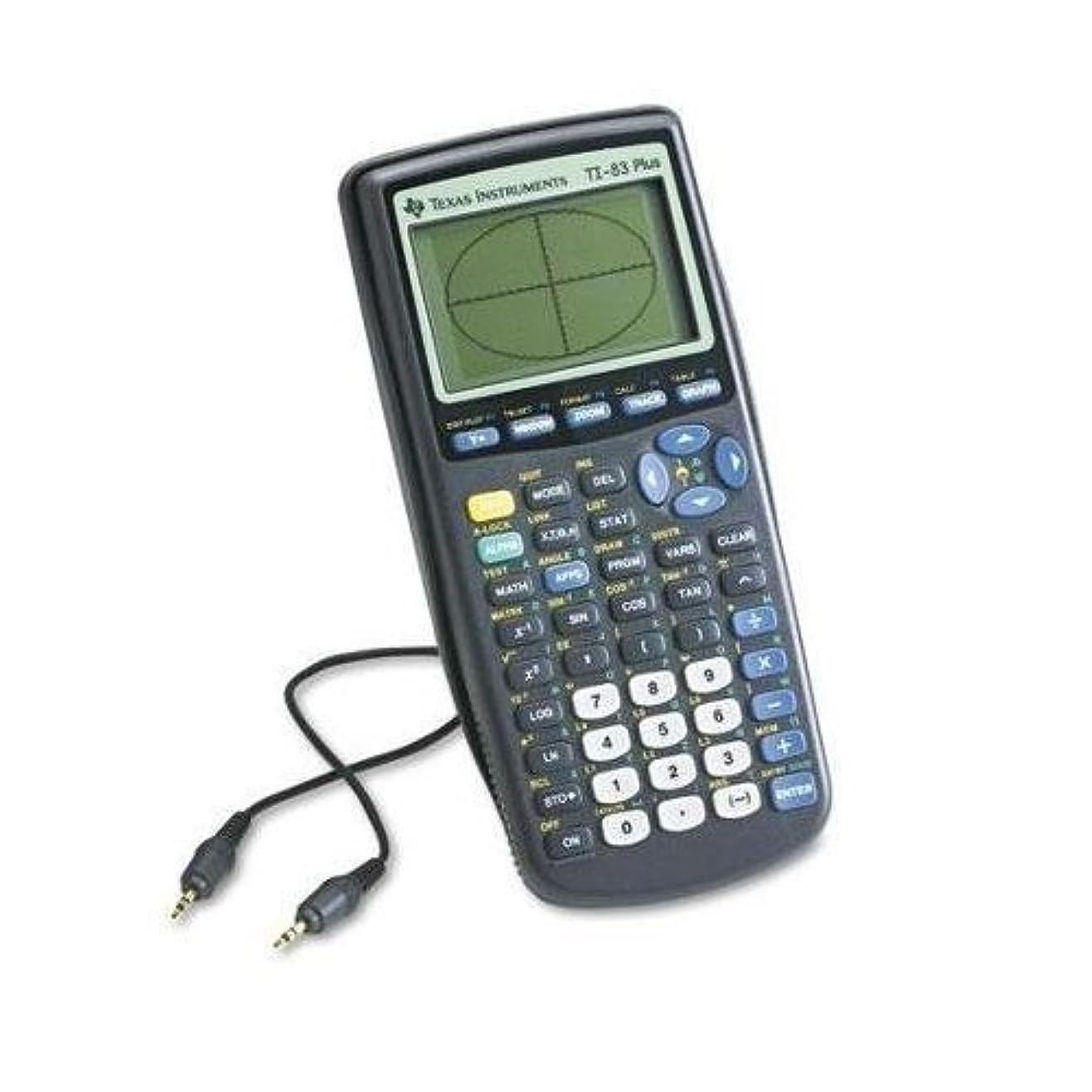 メンダシティ部門故障中Texas Instruments、(Ti - 83?) Graphing Calculator