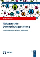 Netzgerechte Datenschutzgestaltung: Herausforderungen, Kriterien, Alternativen (Verbraucherforschung)