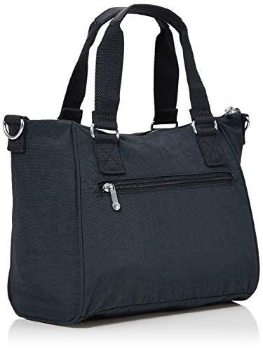 Kipling Amiel, Women's Cross-Body Bag, Blue (True Navy), 15x24x45 cm (W x H x L)