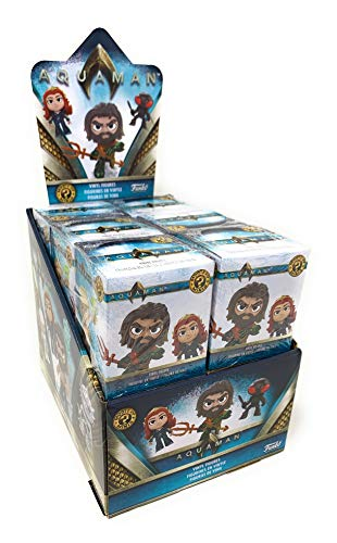 Funko Mystery Mini: DC Aquaman Movie - 12 Mystery Mini Figures