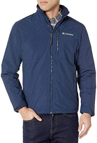 Columbia Men s Utilizer Jacket Collegiate Navy 2 XL product image