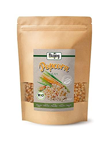 Biojoy Maiz para palomitas orgánico, sin OGM (1 kg)