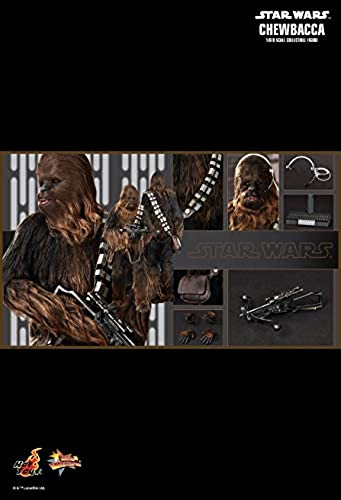 Hot Toys MMS262 - Star Wars - Chewbacca1 6 - Officiel