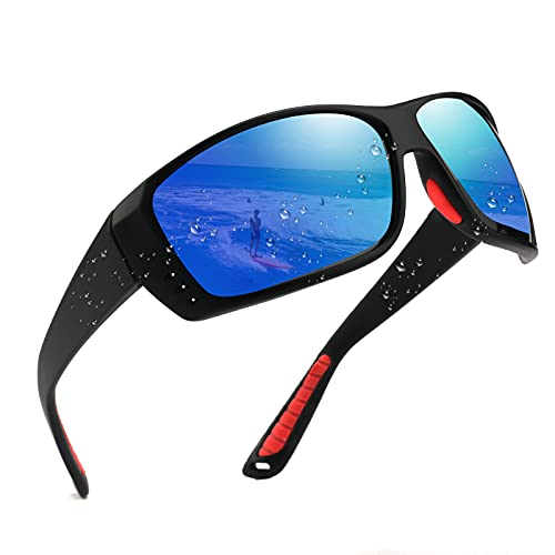 Floating Polarized Fishing Sunglasses for Men Women, Sailing Boating Gifts Beach Cool Style Glasses