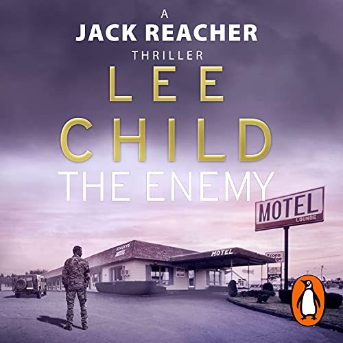 The Enemy Audiobook By Lee Child cover art