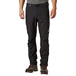 Mountain Equipment Ibex Mountain Softshell Pant - Men's Black, 32/Reg