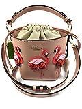 Kate Spade New York Flamingo Bucket Bag