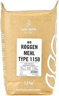 Roggenmehl 1150 Bio 2,5 kg