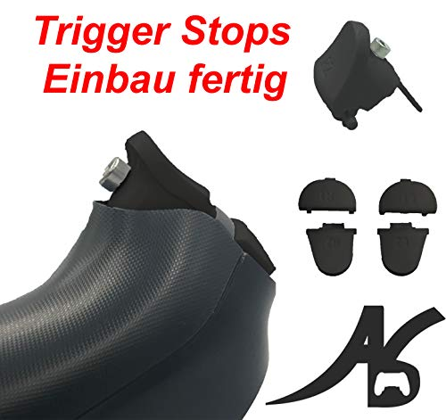 Trigger Stops Einbaufertig I Schultertasten für Ps4 Controller, Triggerstops