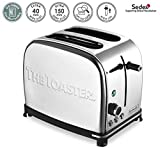 Kalorik TO38476 Giant Slot The Toaster, Stainless Steel, 1000 W