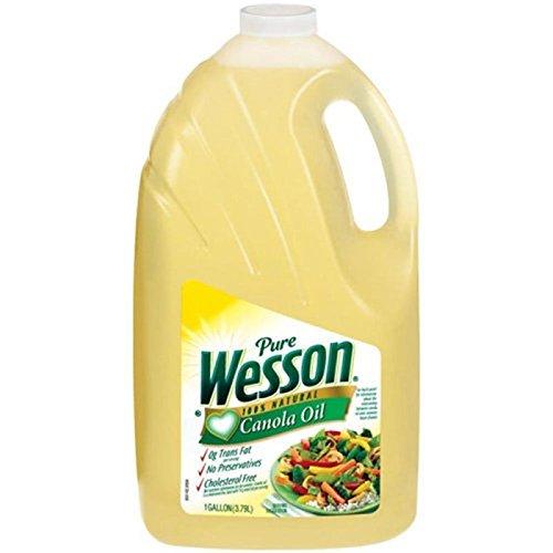 Wessen Canola Oil, 160 Ounce