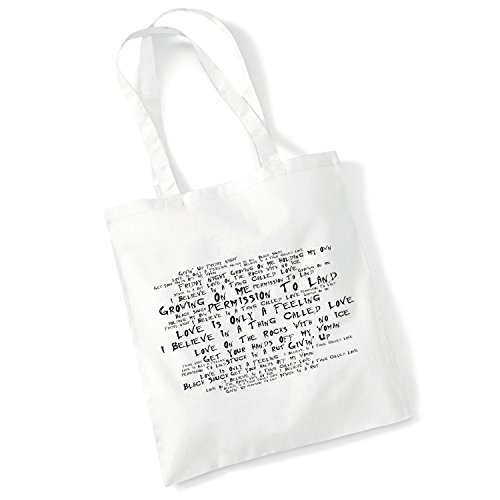 LISSOME Art Studio Tote Bag - The Darkness - Permission to Land