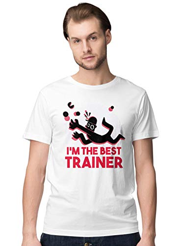 BLAK TEE Herren Best Trainer T-Shirt