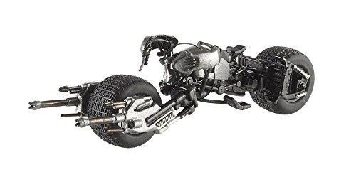 Hotwheels - Elite (Mattel) - X5496 - Véhicule Miniature - Modèle À L'Échelle - Batmobile Batpod -The Dark Knight Rises - Echelle 1/43