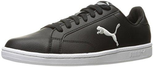 Sneaker da uomo Smash Cat L Fashion, Puma Black Grey Violet, 5 M US