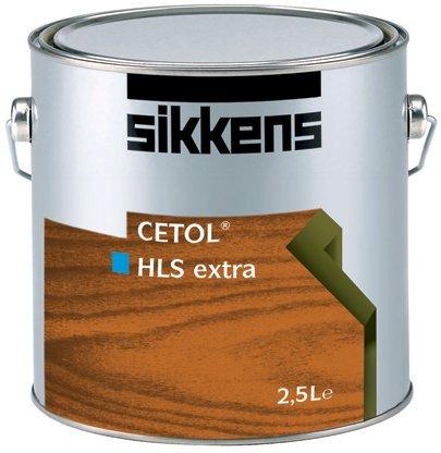 Sikkens Cetol HLS Extra 2,5 Liter 17 Farbtöne 000 farblos