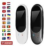 Inteligente Traductor de Voz, pantalla táctil IPS de 2.4 pulgadas WiiFi inalámbrico 52 idiomas Tradu...