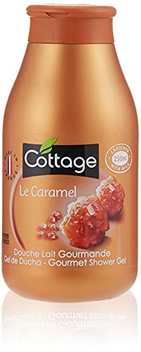 Cottage más flexible Gourmet Gel de ducha caramelo