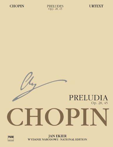 ショパン: 前奏曲集/エキエル編(英語版)/ポーランド音楽出版社/ピアノ・ソロ