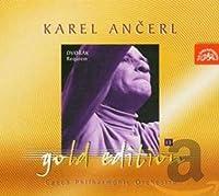 ドヴォルザーク:レクイエム (2CD)  (Ancerl Gold 13  Dvorak,A.  Requiem/CPO/K.Ancerl)